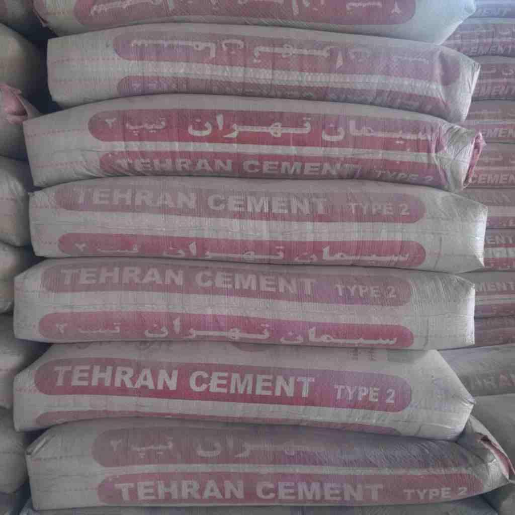 سیمان تهران وانتی