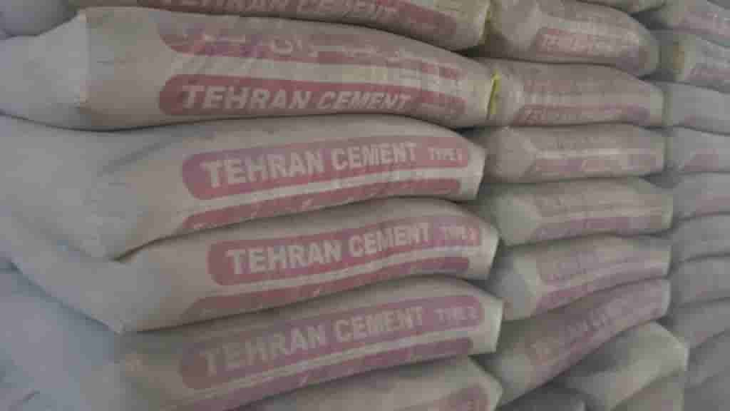 فروش سیمان تهران