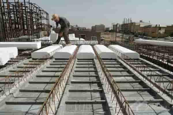 سقف سبک LCP و مزایای آن