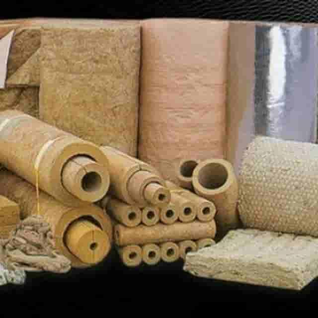 تولید و ارائه انواع عایق صوتی و حرارتی
