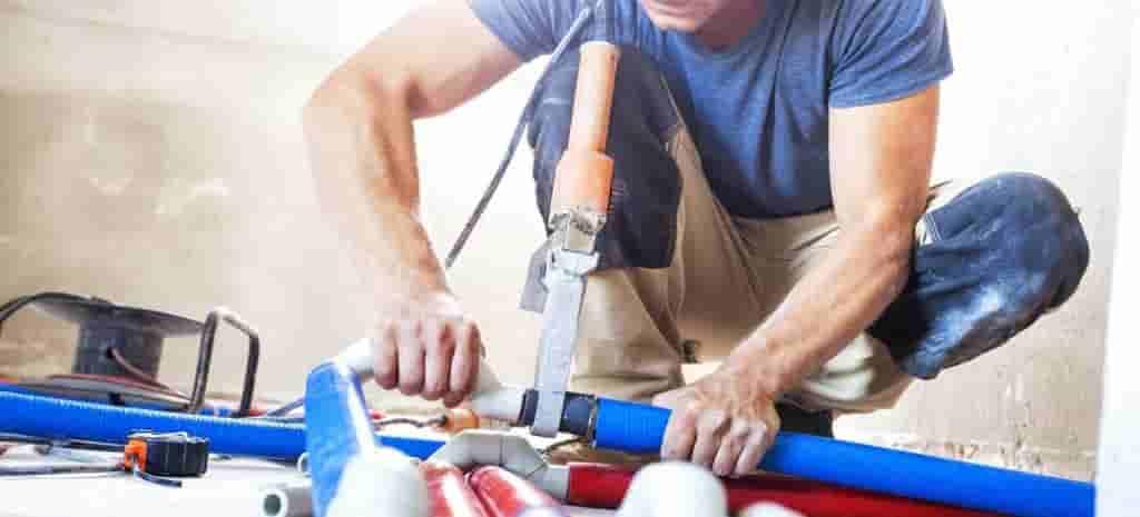 مراحل اجرای تاسیسات ساختمانی
