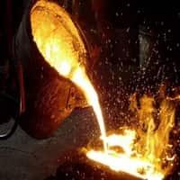 ریخته گری و فروش محصولات فولادی برنج فسفر برنز